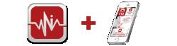 Notfall App und Notfallarmband